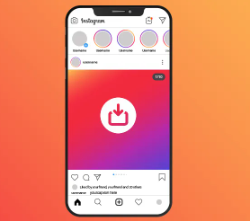 download foto dan video di instagram